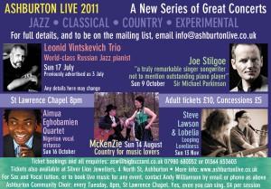 Ashburton Live