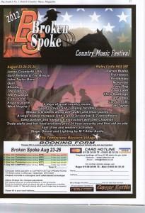 Broken Spoke poster