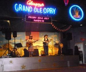 Grand Ole Opry Glasgow