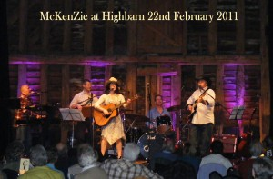 McKenZie at Highbarn 2