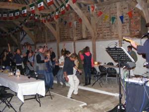 McKenZie at Ockwells Manor 5