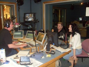 McKenZie on Dave Cash's BBC radio Kent show