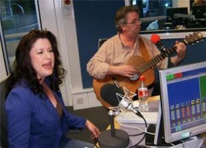 McKenZie on Sue Marchant's 3 Counties BBC Radio Show