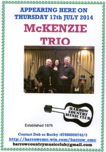 McKenZie trio