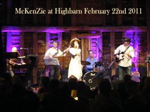McKenzie at Highbarn 4