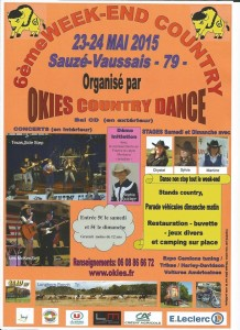 Okies Country Dance Festival 2