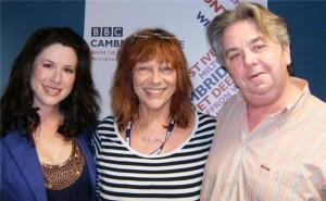 Zoe, Sue Marchant & Kenny