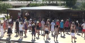 McKenZie at Barail Ranch June 28 10