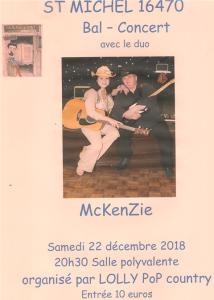 McKenZie Decembre 22