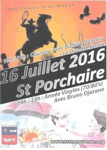 St Porchaire