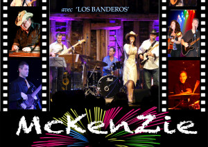 McKenZie and Los Banderos