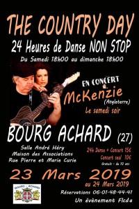 Bourg Achard, Mars 23